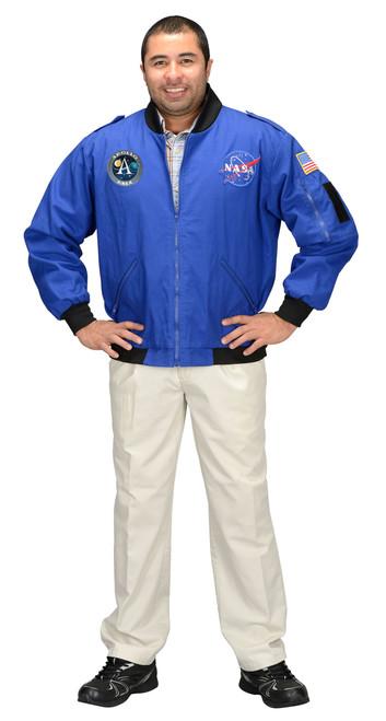 NASA Meatball Logo - Apollo 11 Adult Flight Jacket