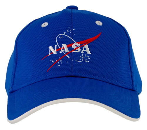 NASA Vector - Mesh Fitted Hat