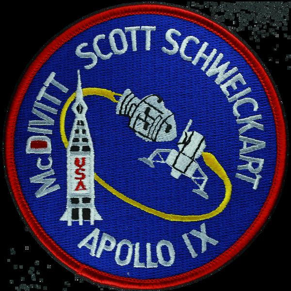 Mission Patch - Apollo 9