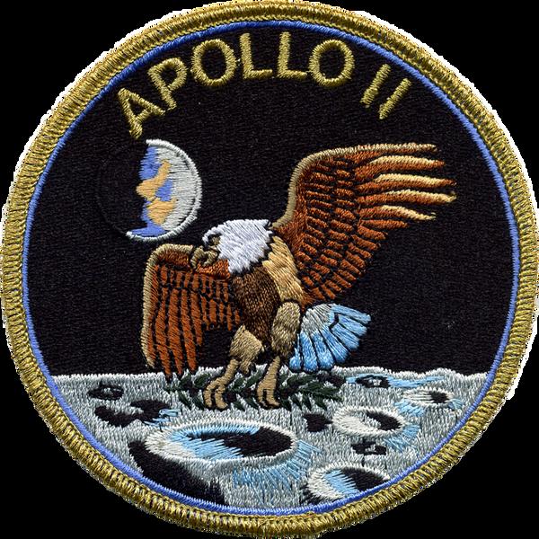Mission Patch - Apollo 11