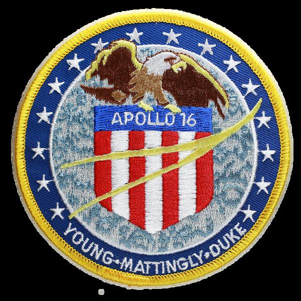 Mission Patch - Apollo 16