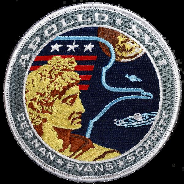 Mission Patch - Apollo 17