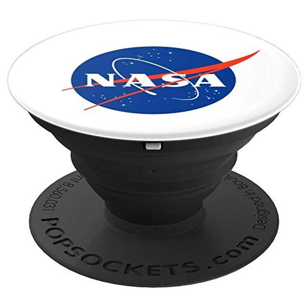 NASA Meatball Logo Pop Socket