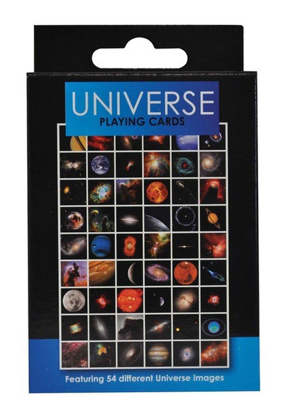 Universe Playing Cards
