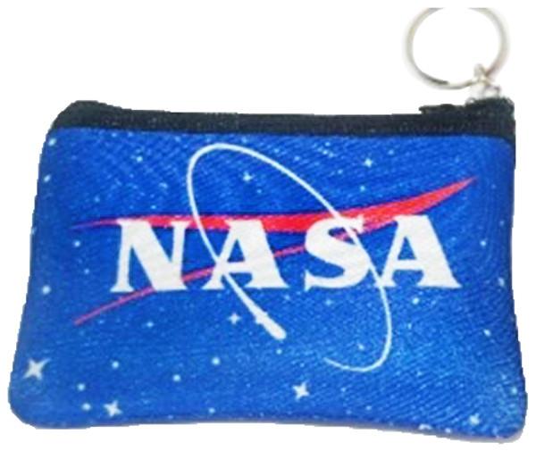 NASA Meatball Logo Coin Purse