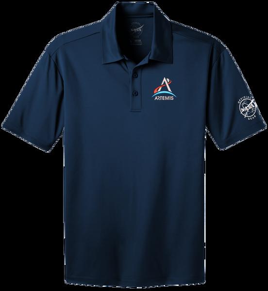 NASA Artemis Logo - Men's Polo Shirt