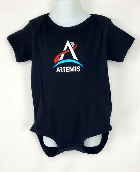 NASA Artemis Logo - Infant Onesie