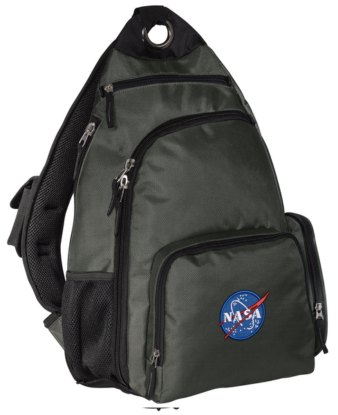 NASA Meatball Logo - Over the Shoulder Sling Bag