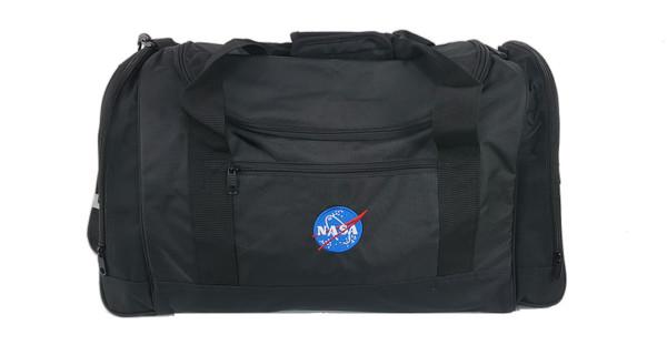 NASA Meatball Logo - Duffel Bag