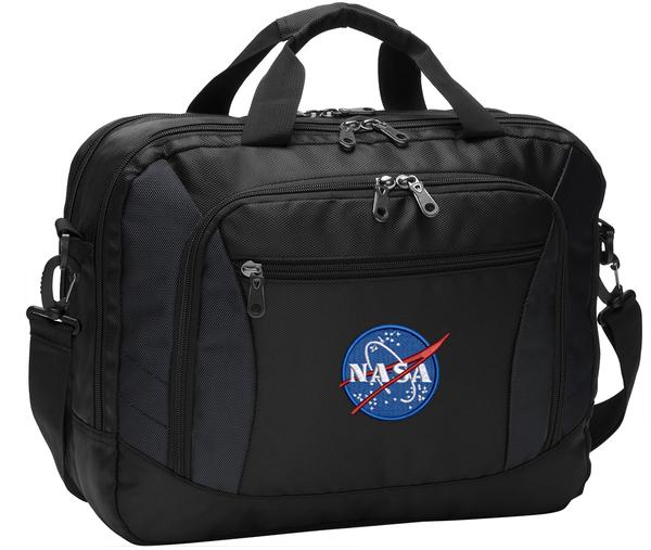 NASA Meatball Logo - Commuter Briefcase