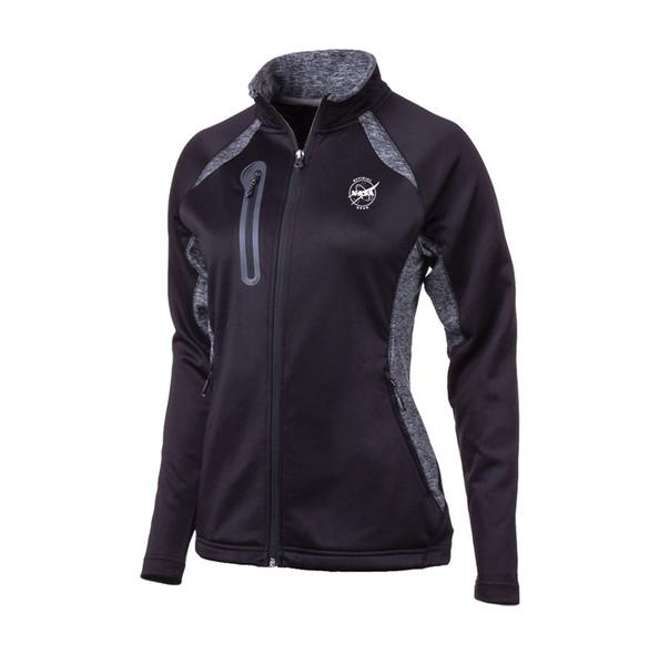 Official NASA Gear Logo - Synapse Women's Jacket