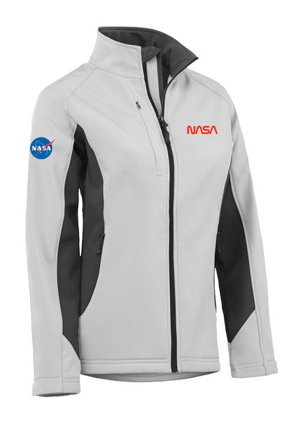 NASA Worm Logo - Tiburon Women's Jacket