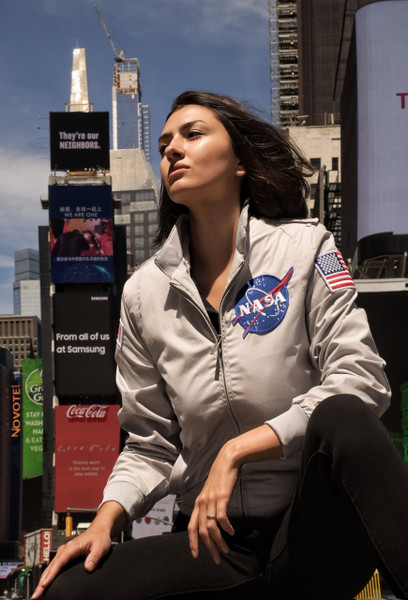 NASA DM-2 Launch America On-Air Jacket - Womens