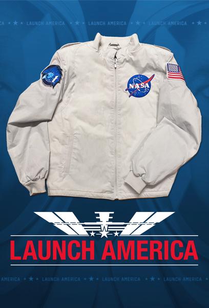 NASA Crew 1 Launch America On-Air Jacket - Womens
