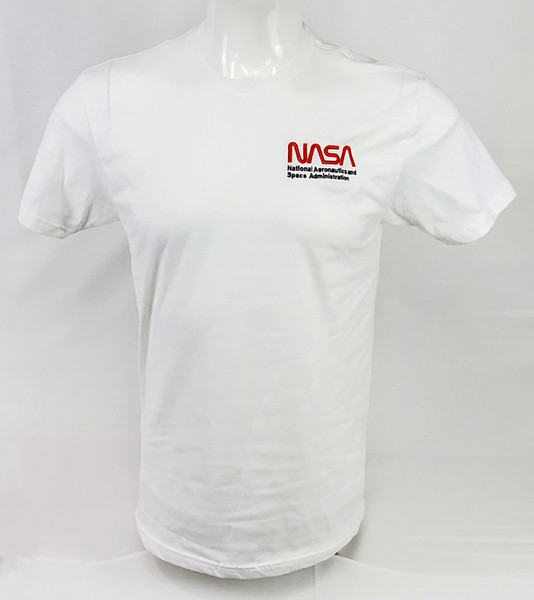 Launch America Uniform T-Shirt With Text
