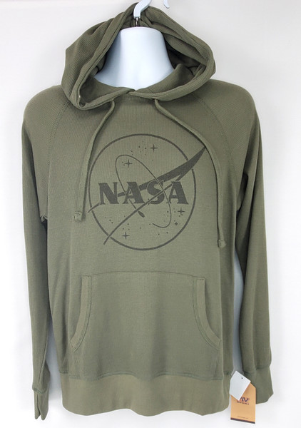NASA Meatball Logo - Hooded Thermal