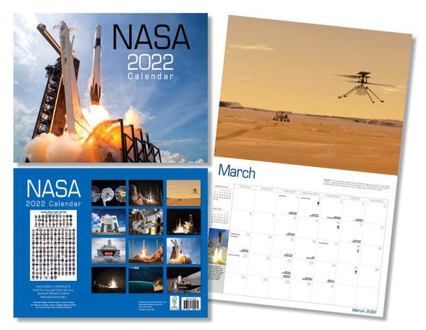 NASA 2022 Calendar