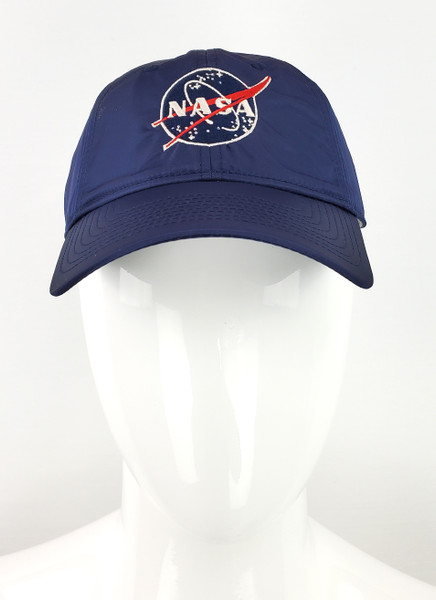 NASA Meatball Logo - Nylon Weatherproof Hat