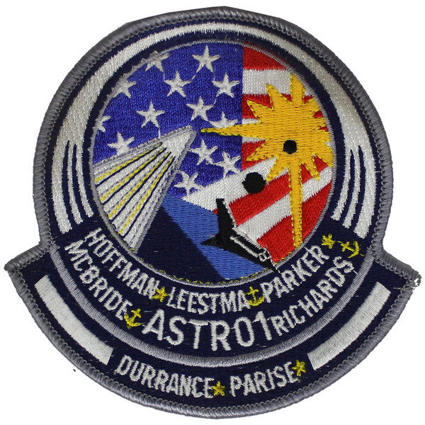 Space Shuttle STS-61 Mission Patch