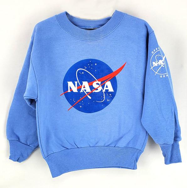 NASA Meatball Logo - Youth Sweatshirt