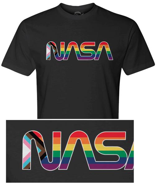 NASA Inclusive Pride 2021 - Premium Adult T-Shirt