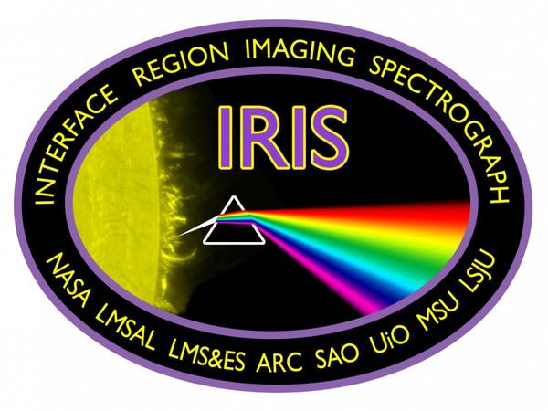 IRIS Program Pin