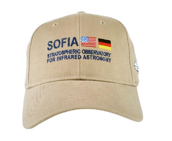 NASA SOFIA Embroidered Hat