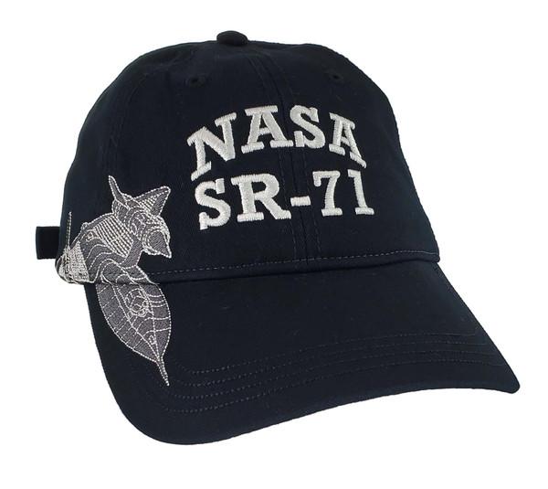 NASA Armstrong Embroidered SR-71 Hat