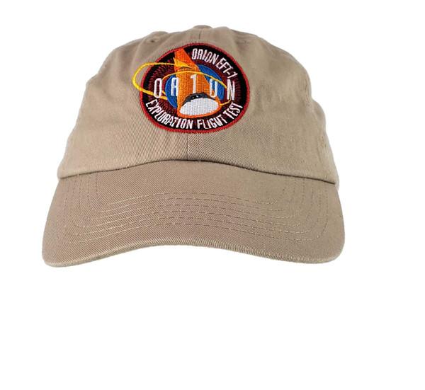 NASA Orion Exploration Flight Test Embroidered Hat