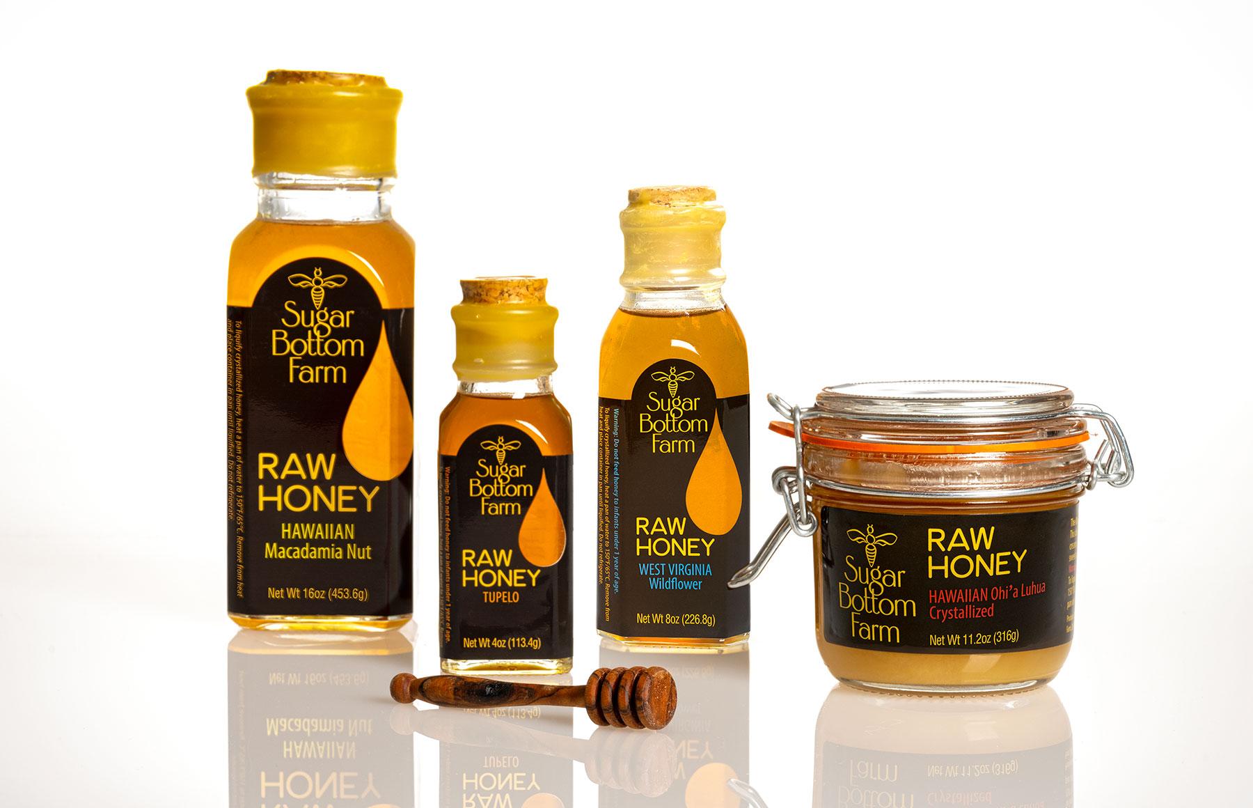 Sugar Bottom Farm Raw Honey