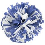 2 Color Plastic Poms - Adult