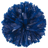 1 Color Plastic Poms - Youth