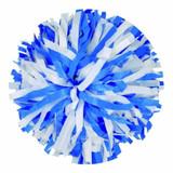 2 Color Plastic Pom Balls