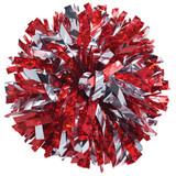 Metallic & Crystal or Holographic Pom Balls