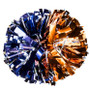 Metallic with 20% Specialty Glitter Poms - Adult