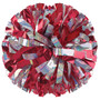 Metallic & Crystal or Holographic Poms  - Adult