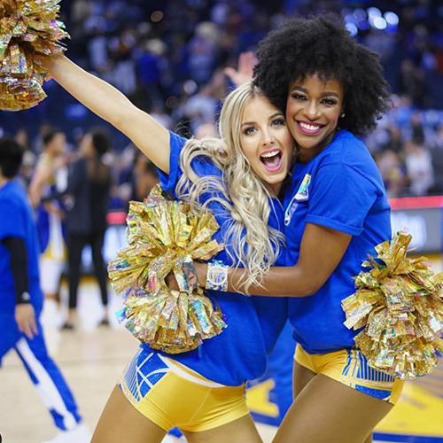 Golden State Warrior Girls