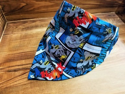 Batman Comic Dog Bandana
