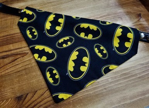 Batman Logo Dog Bandana
