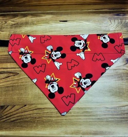 Mickey Mouse Dog Bandana