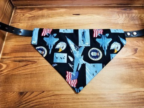 Armed Forces Air Force Dog Bandana