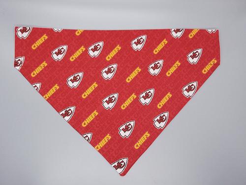 Kansas City Chiefs Dog Bandana