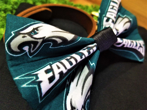 Eagles Pet Bow Tie