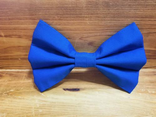 Blue Pet Bow Tie
