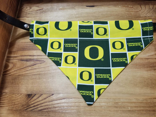 Oregon Ducks Dog Bandana