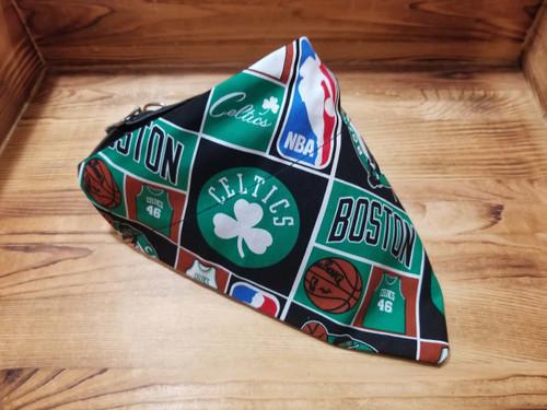 Boston Celtics Dog Bandanas