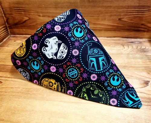 Star Wars Sugar Skulls Dog Bandana