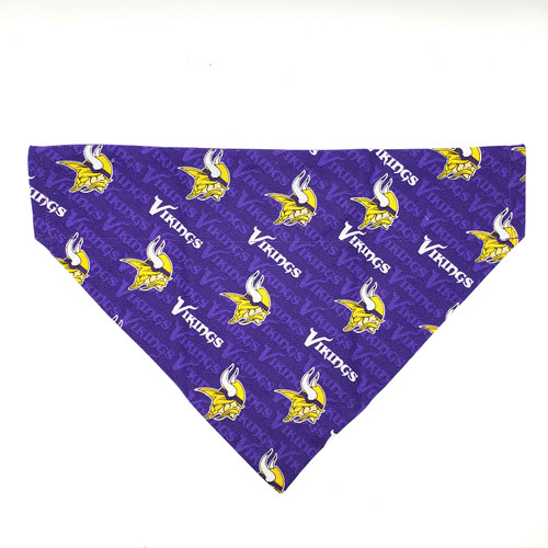 Minnesota Vikings All Over Print Dog Bandana
