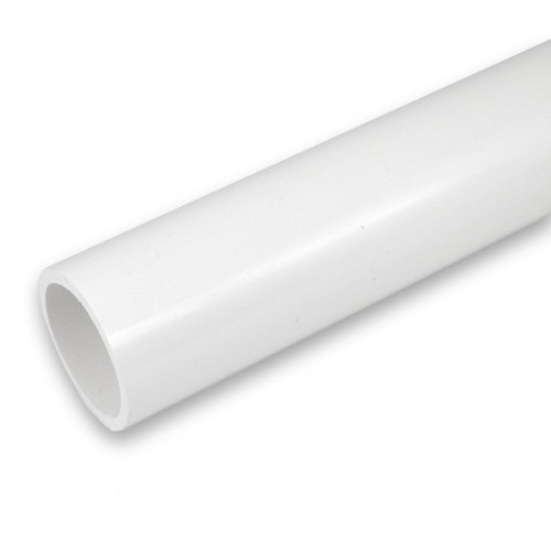 "1/2"" OD LLDPE Polyethylene Tubing - White (priced per foot)"