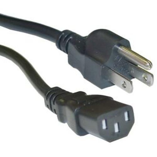 US Plug (110V) Power Cord - 6ft.